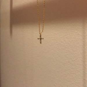 "Jewelry - 16"" CROSS NECKLACE"